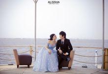 Prewedding of Rosalina-Yovianis at Ancol by Alissha Bride