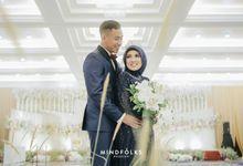 International Moslem Wedding of Ishmael & Rizka by  Menara Mandiri by IKK Wedding (ex. Plaza Bapindo)