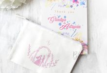 The Wedding of Gladys & Adryan by Bloom Gift