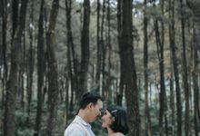Pre wedding Ado & Mopo by MARON FOTO