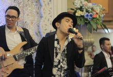ANGGA & WIDIA AT DEPSOS JAKARTA PUSAT by Premiere Entertainment
