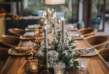 Rustic Enchanted for Anniversary Liu Jun & Chen Wei by Silverdust Decoration