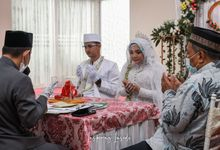 The Wedding of Ayu & Aris by Inspiring Inside