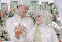 The Wedding Of Nurlita & Arifin by Villa Srimanganti