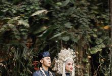 The Wedding of Anisah & Rizky by Menuai Rasa Photo