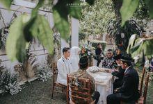 Mellya & Wisnu Wedding by Aspherica Photography