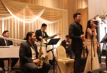 The Wedding Of Mitchel & Nixie by BERN MUSIC SIGNATURE