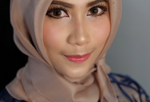 party makeup by trixie wilona makeup