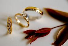White Garden Wedding by Posh Studio by JV & Tin