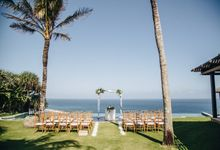 Wedding Styling at The Ungasan Clifftop Resort by baliVIP Wedding