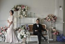 Prewedding Gown for Mrs Jovita by Deasy Marlina