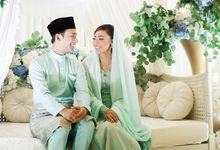The Traditional Engagement of Niki & Whulan by Namasa Portraire