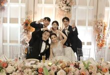 Jin Ho and Vera Wedding by Isabella Wedding Organizer