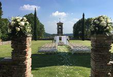 Summer Wedding in Castel by The Italian Bride