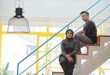 Prewed Nuri & Widi by ixodia wedding organizer