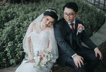 Wedding Dharmadi & Fennia by KianPhotomorphosis