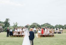 Wedding of Deasy & Nikolay by Mata Zoe