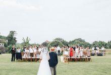 Wedding of Deasy & Nikolay by Mata Zoe