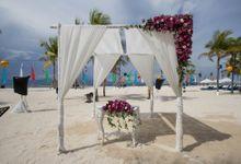 Wedding Venue by Mahagiri Resort Nusa Lembongan