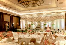 Denny & Monica At Jw Marriot Hotel by indodecor