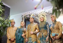 Rayhan & Fahrevy by One Heart Wedding