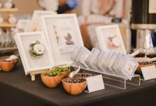 V&V Wedding by D'LANIER Artisan Chocolates