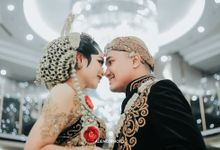 THE WEDDING OF VITO & RISTA by alienco photography