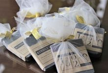 Wedding Favor of Athaya & Jovy by The Soap Project Indonesia