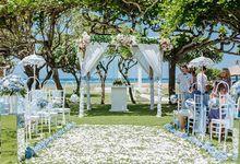 Garden Wedding by Grand Mirage Resort & Thalasso Bali