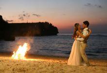 The Wedding of Leila and Jacob by Happy Bali Wedding