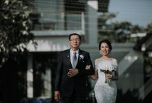 Ken Choon & Natalia by Varawedding