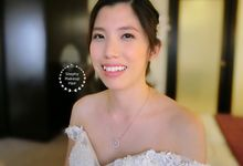 Liau Wedding day by Stephy Ng Makeup and Hair