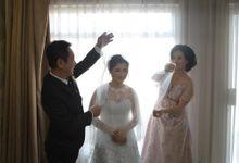 The Wedding Of Mr. DONY & Mrs. IVONE by ODDY PRANATHA