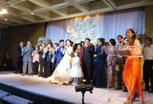 Wedding of Eunice & Win Win by Vocalise Pte Ltd