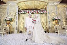 THE WEDDING OF PUTERI & ACHMAD by Chandani Weddings