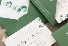 Andry + Jessica by Caramel Card