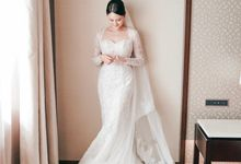 Wedding Day by Dicky - Ivan Caroline by Loxia Photo & Video