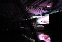 LED Screen - Hian Tjen Fashion Show by Chroma Project