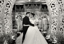 WEDDING DAY  JAYA & VENNY by CUCU FOTO BRIDAL
