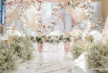 JW Marriot Hotel Jakarta Sailendra 2021.09.26 by White Pearl Decoration