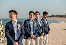 Beautiful Seashore Wedding of Loretta & Felix by Picamoto.co