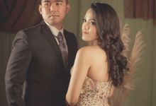 Prewedding of Steven-Laurensia at Alissha by Alissha Bride