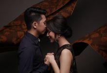 Prewedding of Astrini & Rian by Soe&Su