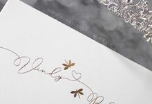 Vindy & Billy by Vinas Invitation