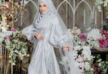 New Collection | Ice Gray Series by LAKSMI - Kebaya Muslimah & Islamic Bride