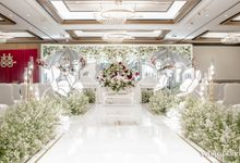 Mandarin Oriental Jakarta 2021.10.02 by White Pearl Decoration
