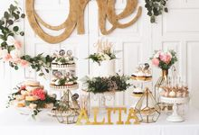 RUSTIC SWEET CORNER by KAIA Cakes & Co.