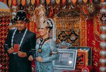 Akad Nikah Hasbi dan Melva by Kilas Balik Creative