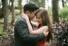 The Couple Session of Kevin & Morenza by William Saputra Photography