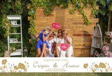 Chrispin & Huana Wedding by Unico